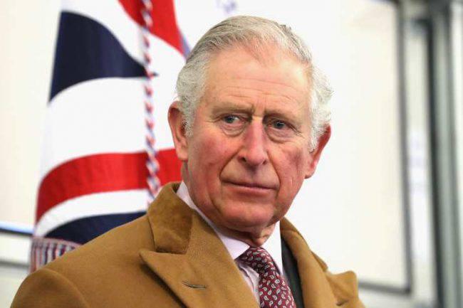 Principe Carlo Inghilterra Coronavirus