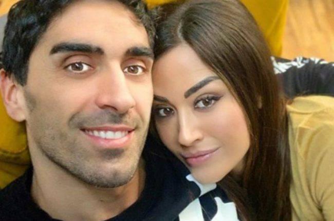 Giorgia Palmas e Filippo Magnini matrimonio:
