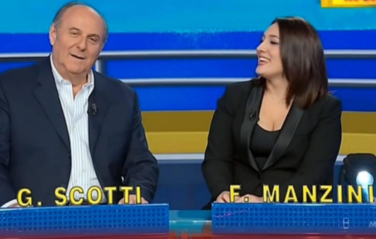 Striscia, il fuorionda: Gerry Scotti ha un malore, la ...