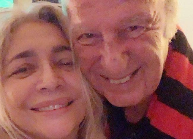 Mara Venier, Coronavirus: suo marito in pericolo