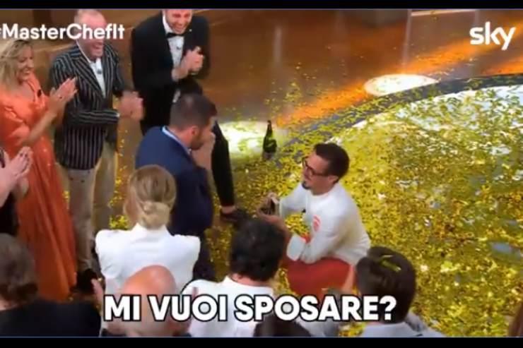 Masterchef, Antonio Lorenzon: dopo la vittoria arriva la proposta di matrimonio