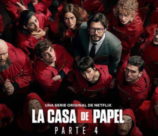 Netflix, La Casa Di Carta in arrivo ad aprile: data di uscita e novità della piattaforma