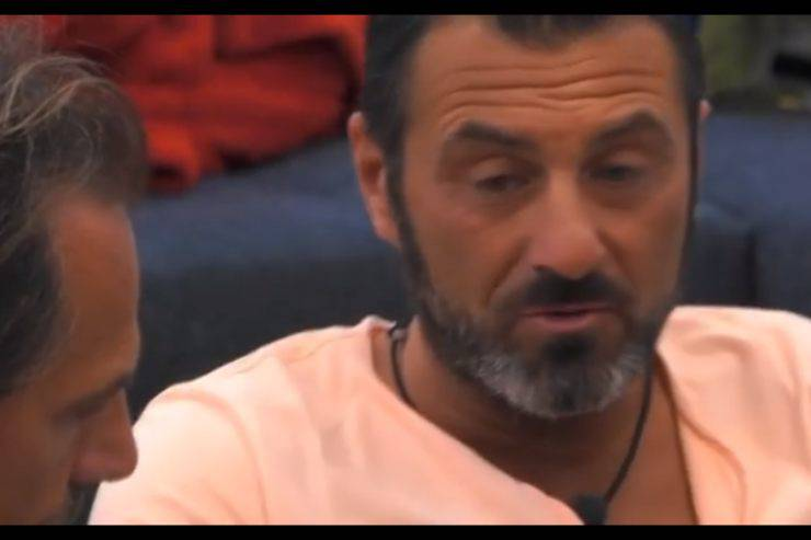 Grande Fratello Vip, Sossio Aruta e Antonio Zequila: il confronto dopo la lite