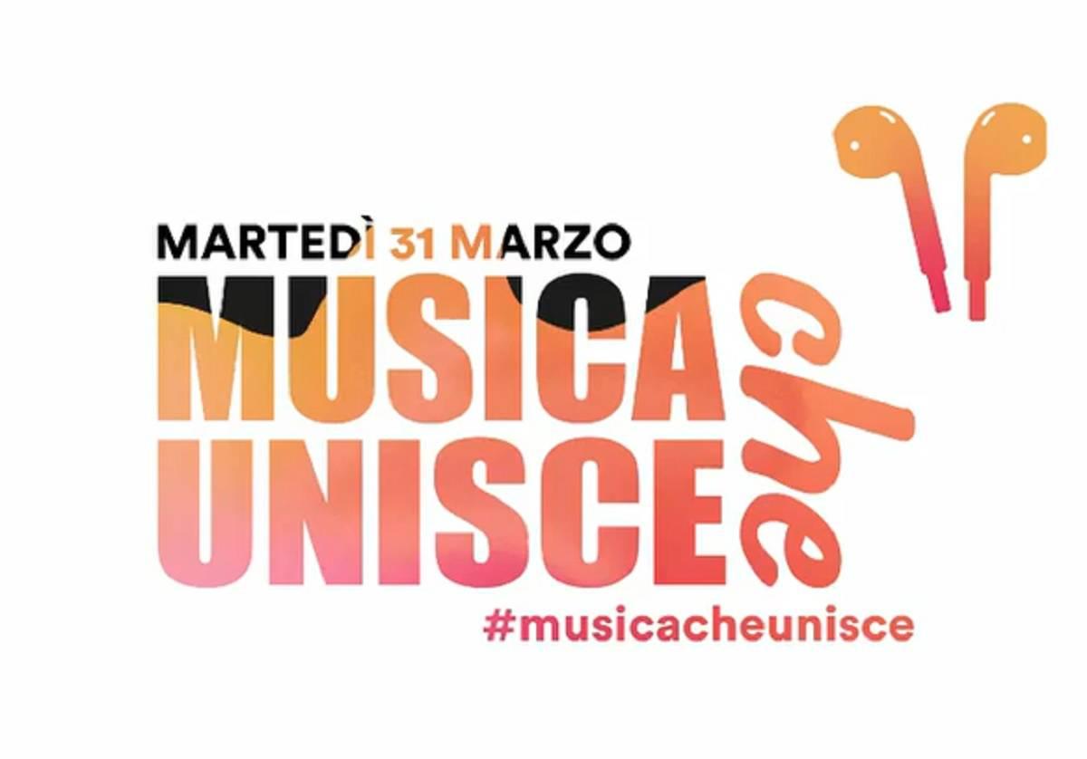 Musica Che Unisce: scaletta cantanti che si esibiranno live dalle ...