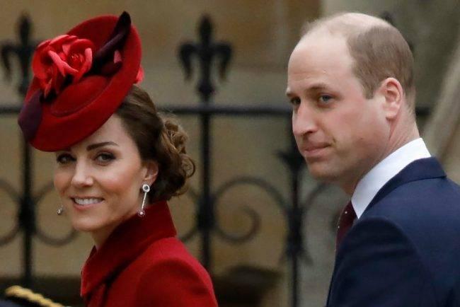 La prima videochiamata ufficiale del principe William e Kate Middleton
