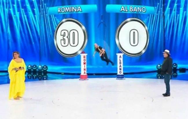 Romina Power in quarantena con Al Bano: