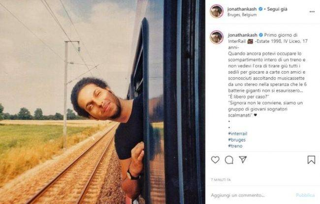Jonathan Kashanian foto Instagram