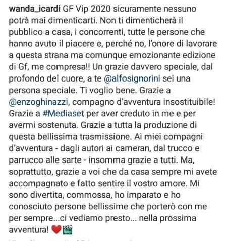 Wanda Nara zittisce il marito: l'Italia è il mio paese