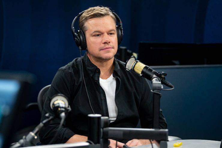 Coronavirus, Matt Damon bloccato in Irlanda: la figlia è positiva