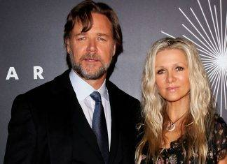 Russell Crowe ex moglie