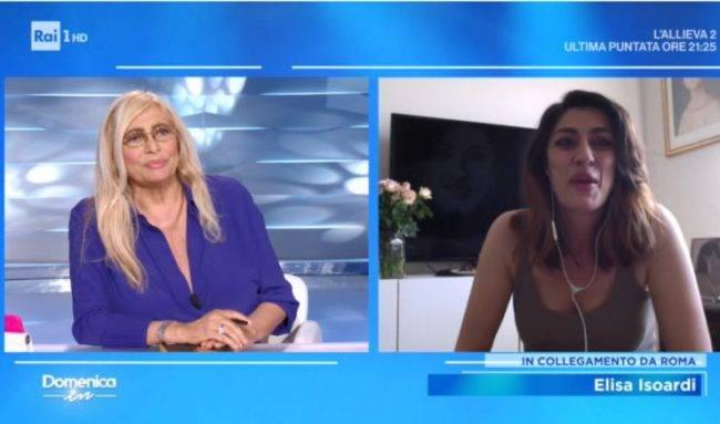 Elisa Isoardi Mara Venier