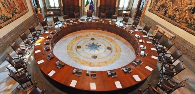 15 maggio consiglio ministri