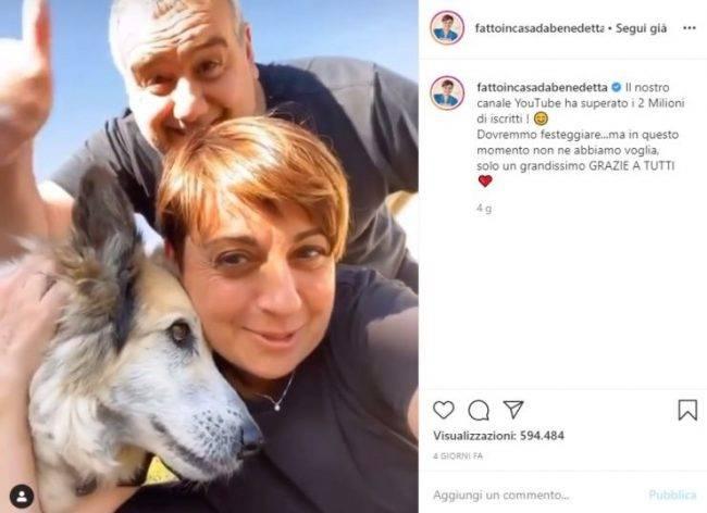 Benedetta Rossi Marco Instgram