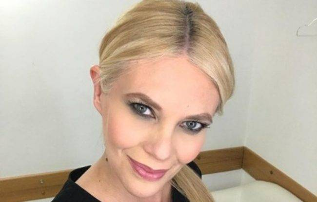 Eleonora Daniele ricoverata in ospedale, Storie Italiane è sospeso