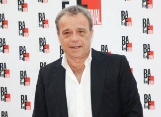 Claudio Amendola dramma
