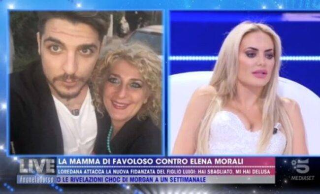 Live Elena Morali