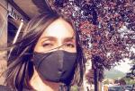 Ambra Angiolini su Instagram annuncia un progetto ai fan
