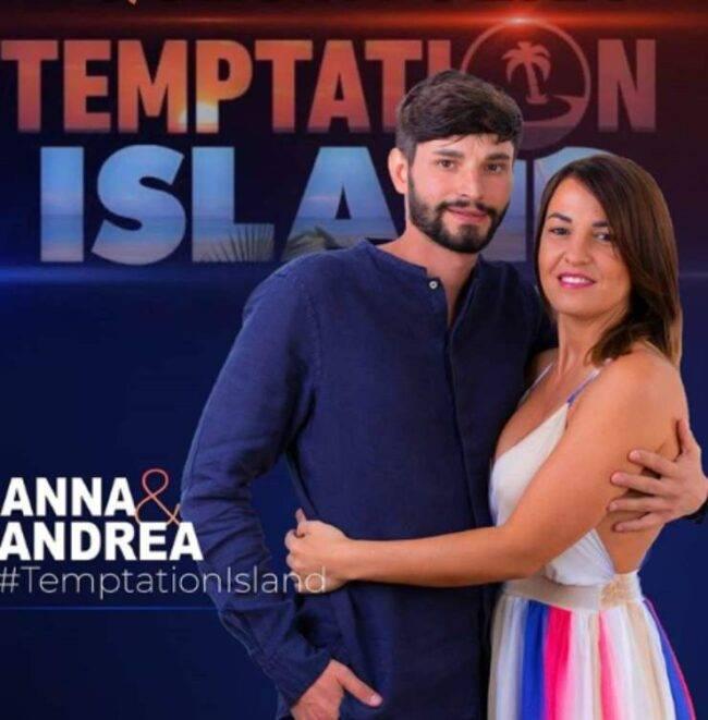 Temptation Island Anna Andrea dopo falò