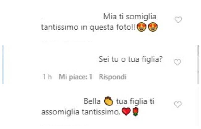 Alessia MArcuzzi commenti