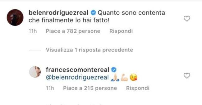 Francesco Monte cantante: video canzone 'Siamo già domani', Belen commenta