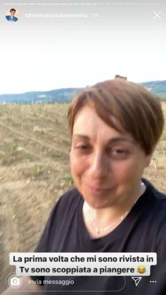 Benedetta Rossi retroscena