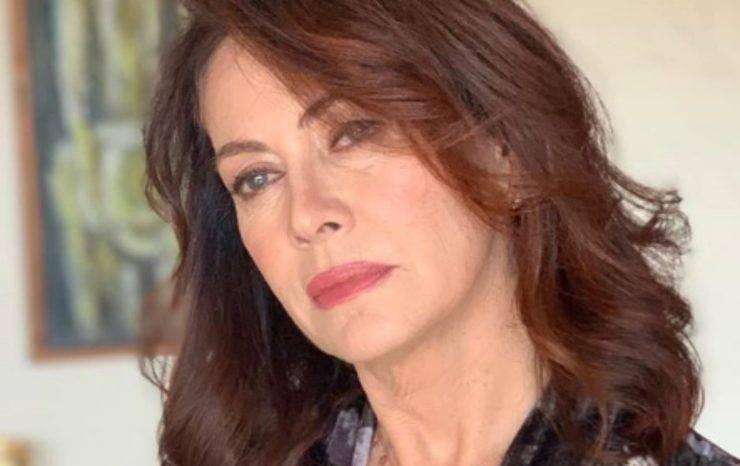 A 58 anni l'attrice mostra un fisico statuario