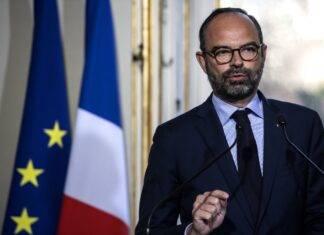 Edouard Philippe dimesso