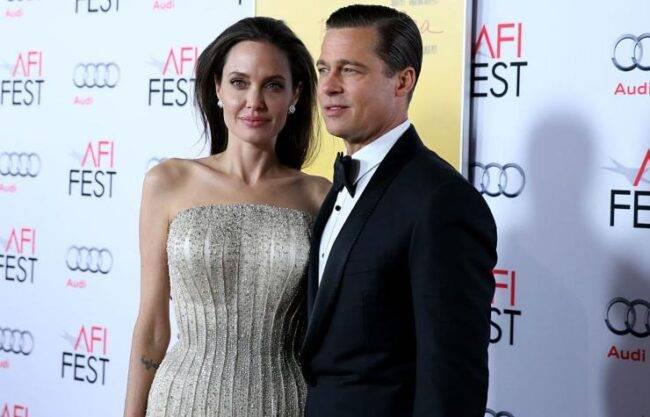 Angelina Jolie rivelazione