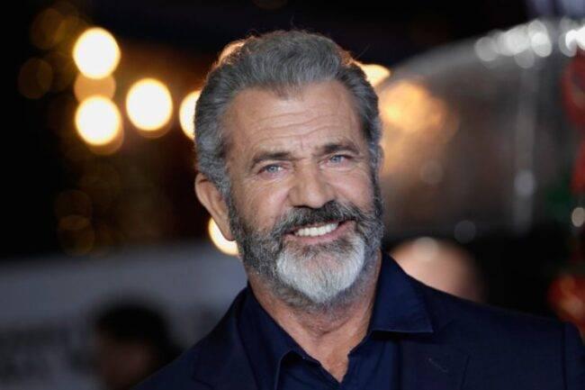 Coronavirus, Mel Gibson ricoverato per una settimana
