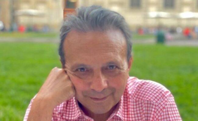 Piero Chiambretti cambiamento drastico