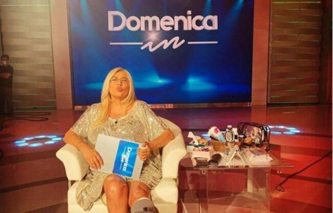 Domenica In torna in tv
