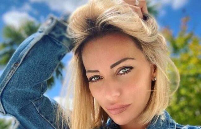 Karina Cascella cambio look