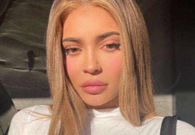 kylie jenner cambio look
