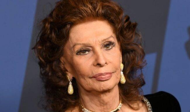 Sophia Loren figlio Edoardo