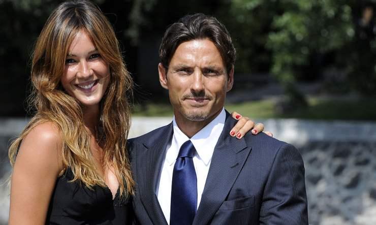 Silvia Toffanin, insieme al compagno Pier Silvio Berlusconi.