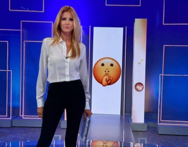Adriana Volpe sbotta in diretta