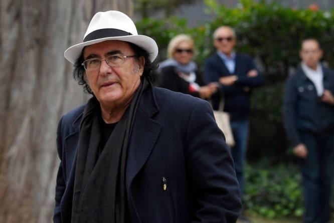 Albano Carrisi, perchè porta sempre il cappello