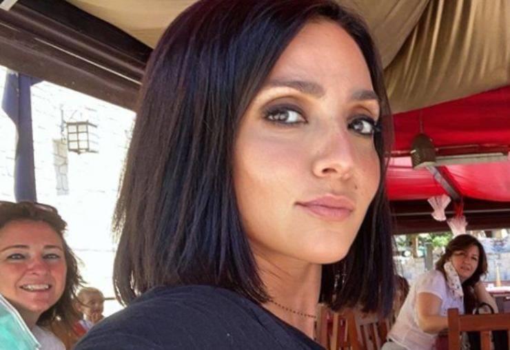Ambra Angiolini, rivelazione shock sull'ex compagno