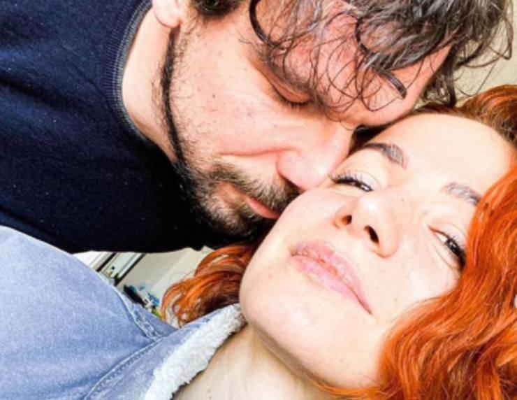 Andrea Delogu, la confessione : la decisione di suo marito