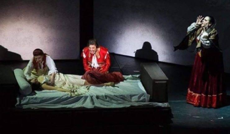Barbara Cola Romeo e Giulietta