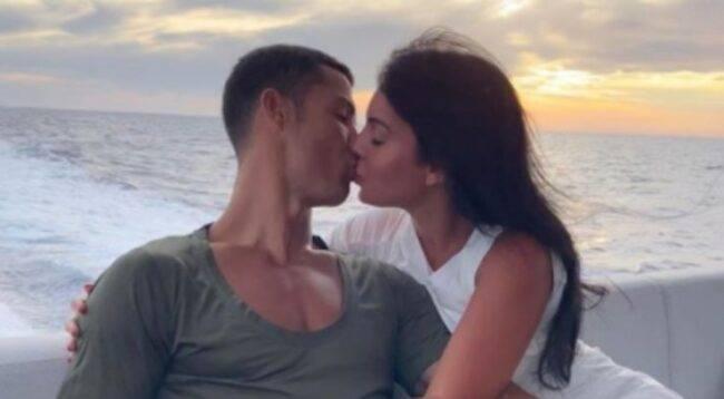 Georgina Rodriguez Ronaldo sposi