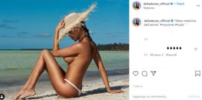 Delia Duran via costume