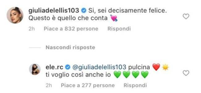 Eleonora Rocchini nuovo fidanzato