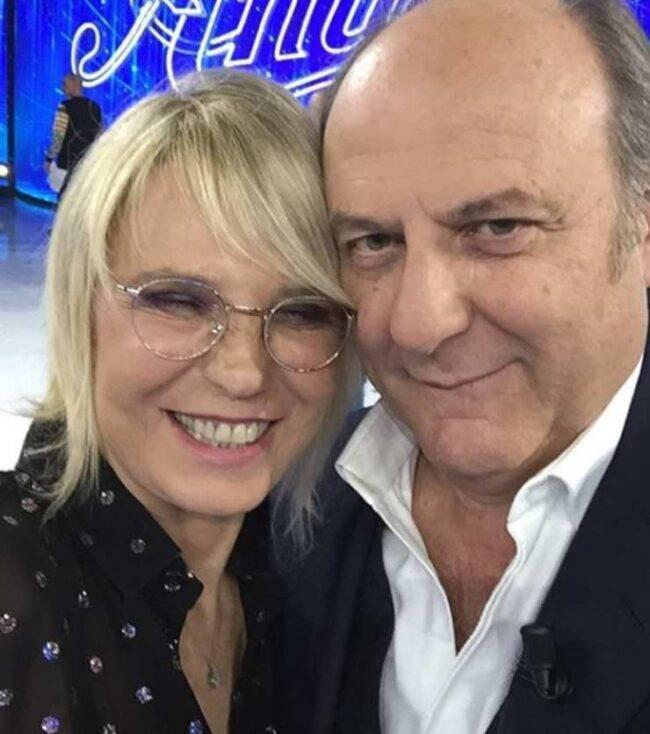 Gerry Scotti e l'attacco dell'ex ballerino di Amici al conduttore