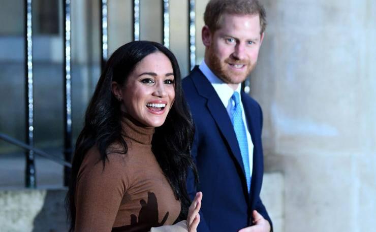 Harry e Meghan, colpo di scena dopo l'addio alla famiglia reale