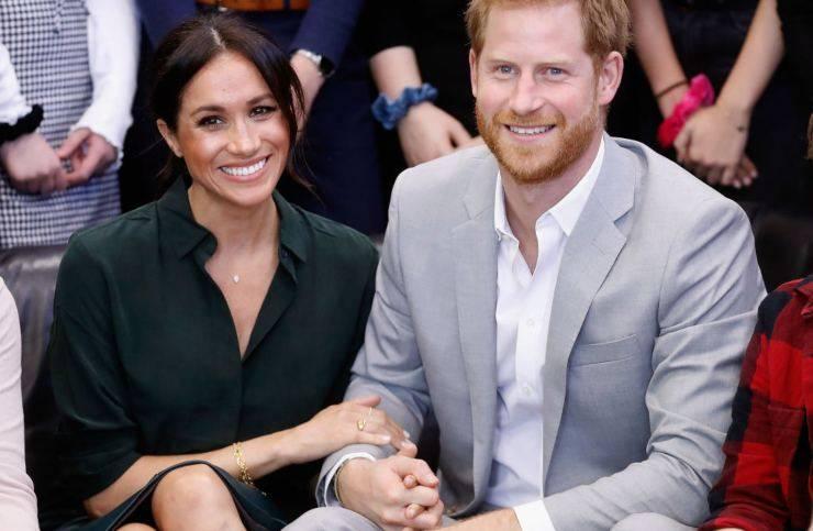 Meghan e Harry, addio alla casa Reale