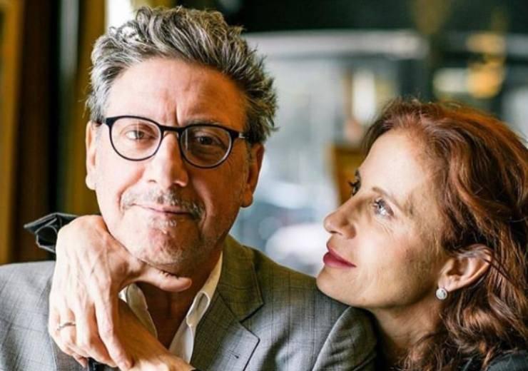 Sergio Castellitto e sua moglie Margaret Mazzantini