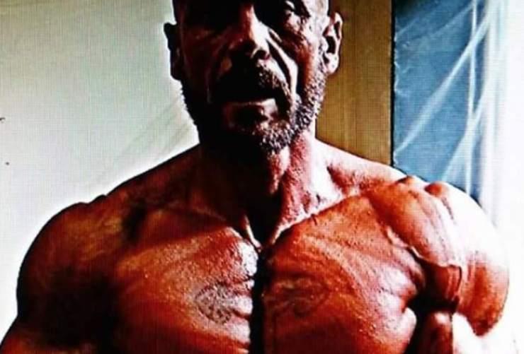 Massimo Scattarella, lo ricordate allenato e muscoloso? ecco com'è adesso