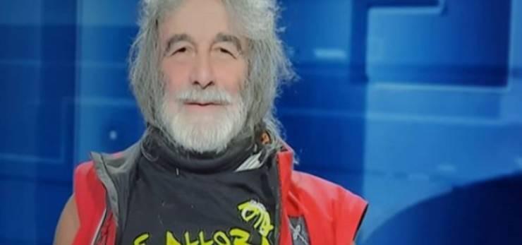 Mauro Corona dice addio alla tv