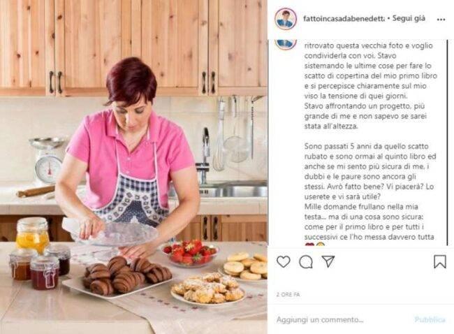 Benedetta Rossi post